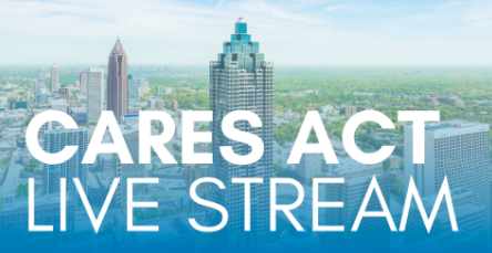 Calling all Startups!  TAG will be co-hosting this informative review of the CARES Act for startups and SMBs tomorrow on the @InvestAtlanta Facebook page  Be sure to tune in to the Livestream at 10:30am   #CARESAct