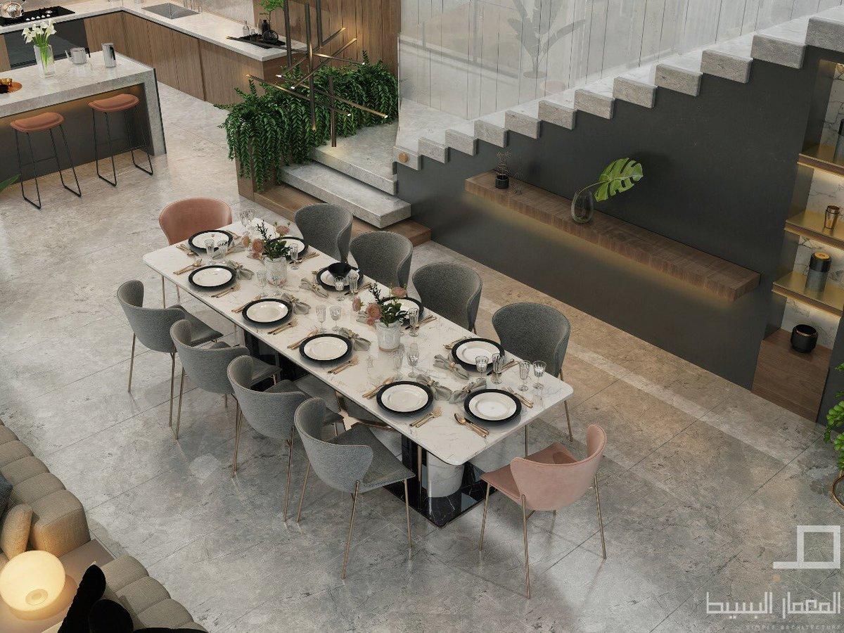 التصميم الداخلي لSimple Villa الخاصة بمستفيدي سكني https://t.co/T9zIKfMOCy