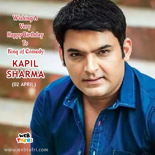 You are one in a billion; Happy birthday to the living legend Kapil Sharma, you blessed to be born in an era to witness your talent and immense contribution to the world of entertainment.  #KapilSharma #bollywood #comedy #comedian #actor #entertainer #celeritiesbirthday #birthdaypic.twitter.com/74c8msJam1