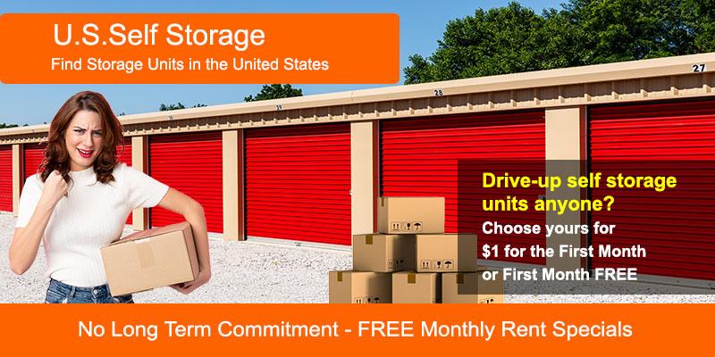 storage units 1 first month