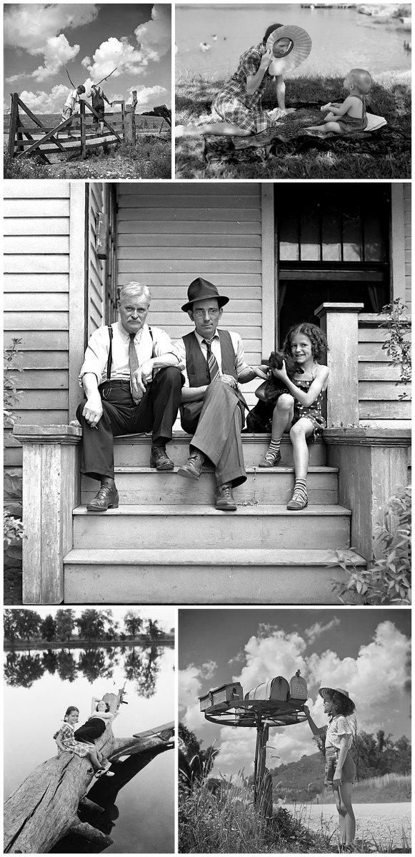 """1940's """"Lifestyle Photography"""" Style  This is WHY you take pictures yearly! You want generations to come to look back at their family roots!  #Sundbergphotography #WentzvilleMO #lifestylephotographer #lifestylefamilyphotographer #wentzvillefamilyphotographer #1940sphotographypic.twitter.com/9FEYBJvuqo"""