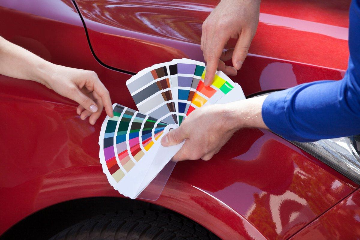 подбор цвета фото код авто самых