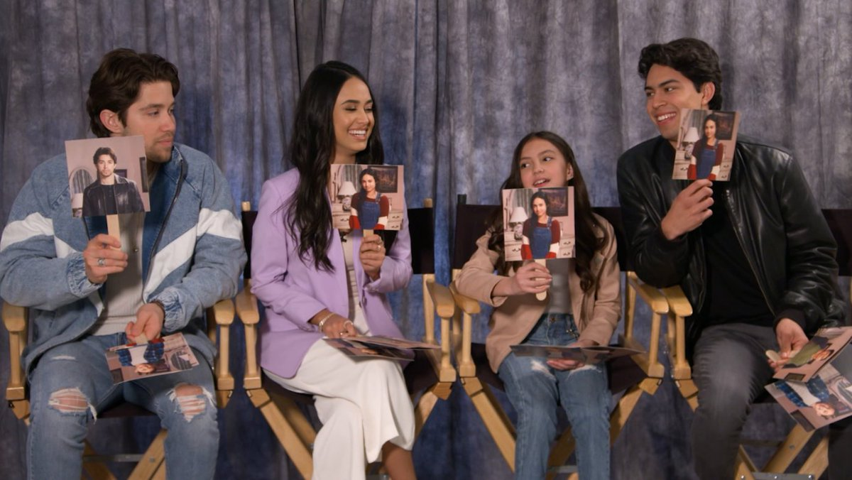 How well do you think you know the #PartyOfFive cast? Watch this.