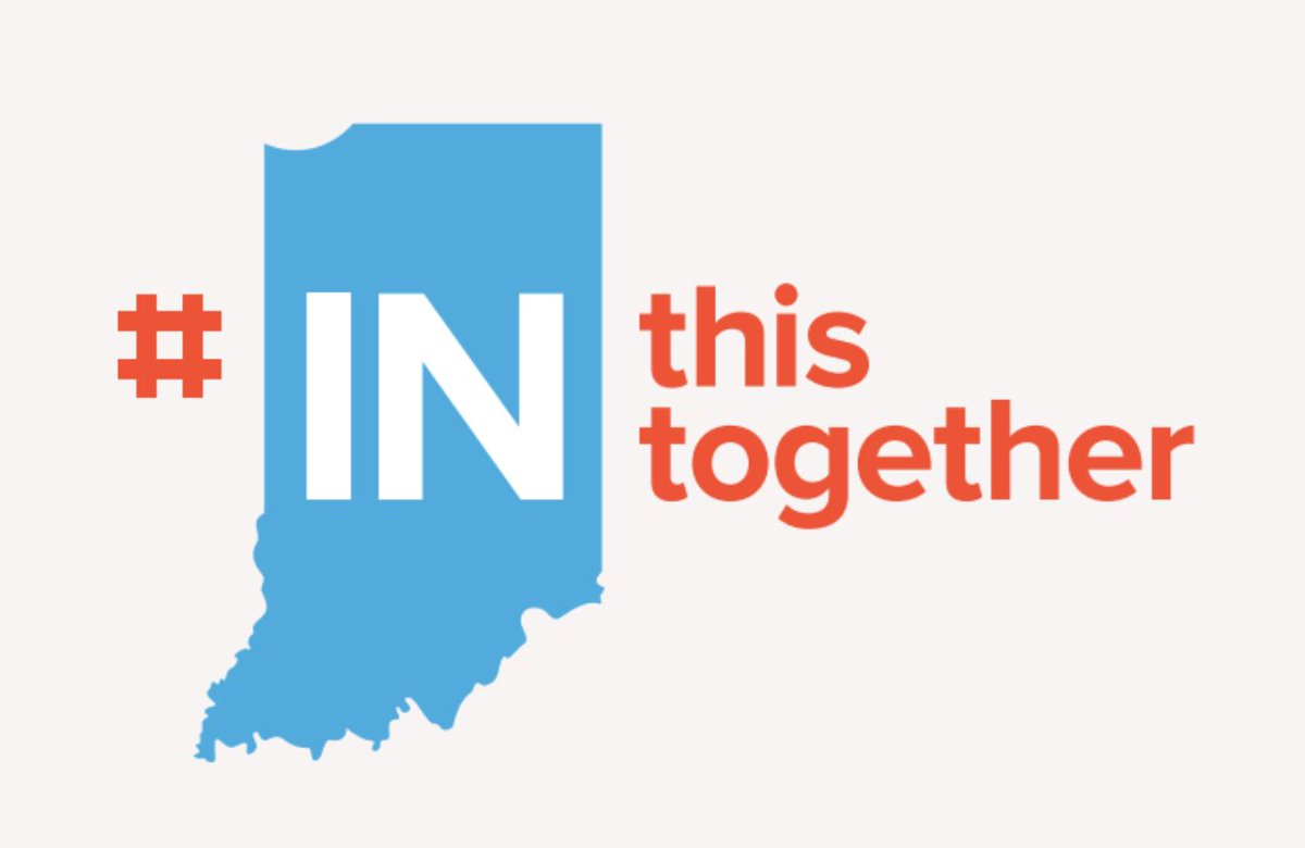 The museums you love, the restaurants you enjoy, and the tourism community you cherish are #INthistogether to keep our residents and future visitors safe.  #LoveIndy stands with @GovHolcomb and @IndyMayorJoe to flatten the curve of COVID-19. Learn more: http://INthistogethercampaign.com .pic.twitter.com/ElR9Yu3u6Y