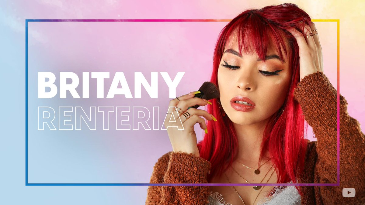 Meet @BritanyRaquell and see what she had to say about being on #InstantInfluencer → http://yt.be/britanyrenteria