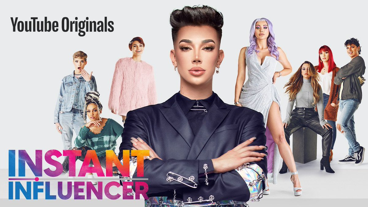 Many talented artists auditioned... but only one will win. 💄 Get those palettes ready because #InstantInfluencer with @JamesCharles is coming. Learn more about our contestants 👇