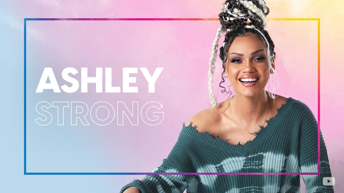 Meet @strashme and what she had to say about being on #InstantInfluencer → http://yt.be/ashleystrong