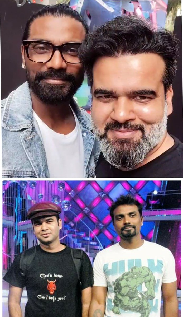 Wishing you a very happy birthday @remodsouza Sir , Stay blessed and Amazing as always !   #RjAlok