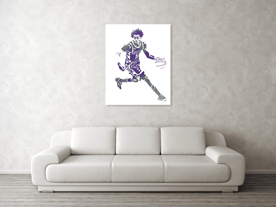 DeAaron Fox Kings https://fineartamerica.com/profiles/1-joe-hamilton?tab=artworkgalleries&artworkgalleryid=893788 … #kings #SacramentoProud #Sacramento #california #lakers #warriors #celtics #raptors #knicks #76ers #nets #rockets #spurs #heat #bucks #thunder #bulls #mavericks #jazz #cavaliers #trailblazers #pelicans #clippers #suns #timberwolves #hawks