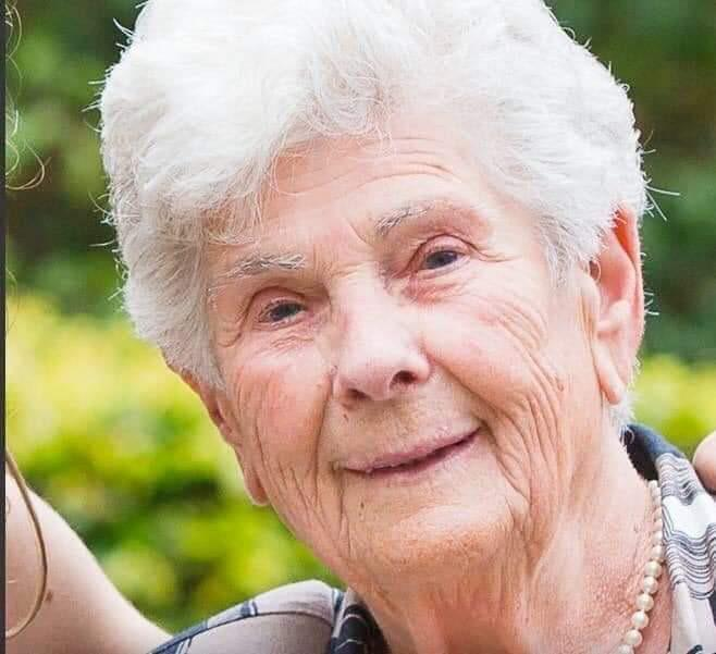 Wow....😞 90 years old and gone too soon. #RIPSuzanne, you left us a #hero. Now you're an angel. #COVIDー19 #coronavirus