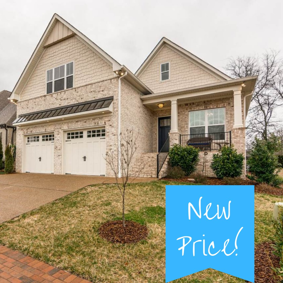 New Price on 1013 Jarman Ln in #GallatinTN  https://soo.nr/NZ4h   #JustinTuckerTeam #ReMaxElite #realestate #houseforsale #forsale #newprice #priceimprovement #homeforsale #realestateagent #house #home #homesforsale #realty #househunting #realestatelife pic.twitter.com/6vp9b5UK0w