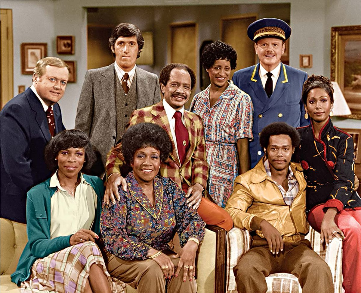 The Jeffersons is making its way back onto to our retro line up. Catch The Jeffersons on weekdays at 12:30 pm starting Friday!