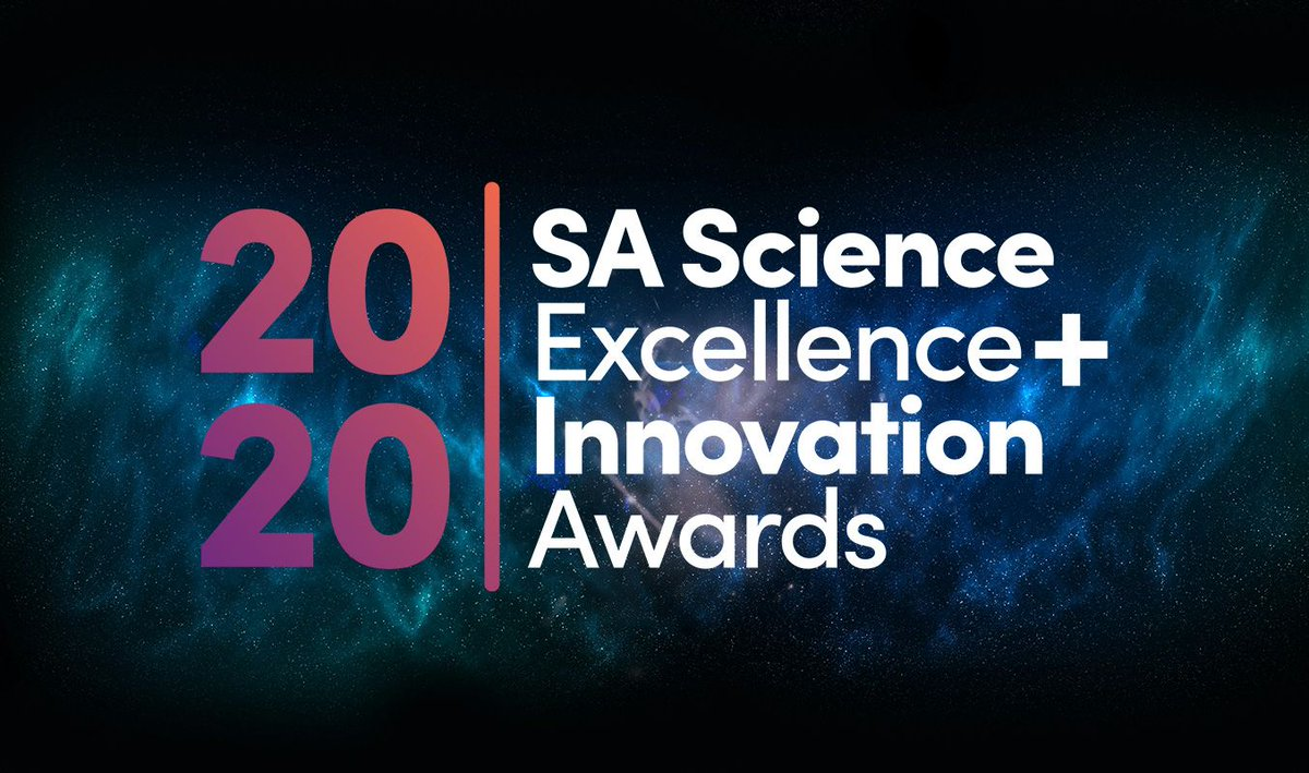 #SouthAustralia's most prestigious science awards are back! Nominate for the 2020 #SAScienceAwards by April 24 https://buff.ly/2TKO1cCpic.twitter.com/PBwlo5YON8