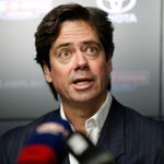 Image for the Tweet beginning: Gillon McLachlan is confident the