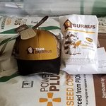 Image for the Tweet beginning: Ronald Jenkins has his #BurrusSeed