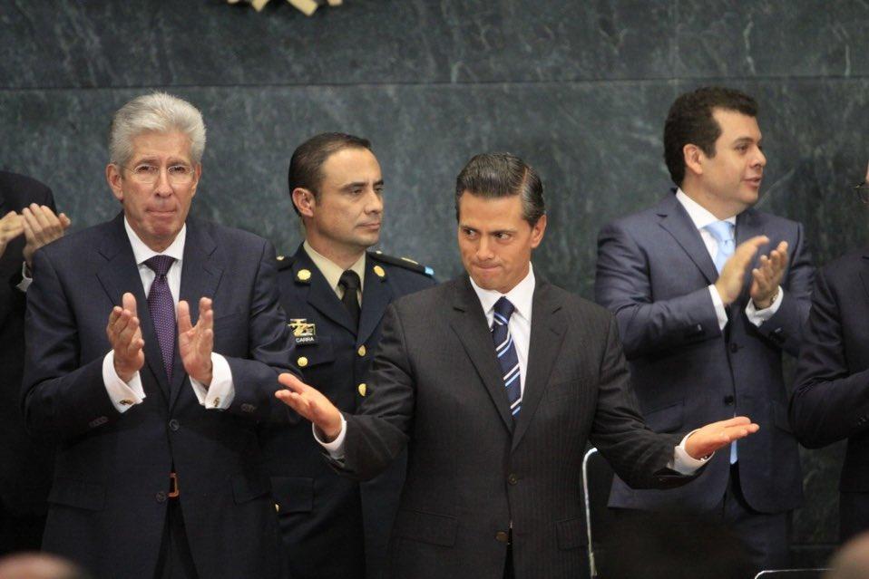 Exsecretario de Comunicaciones y Transportes en el gobierno de Peña Nieto