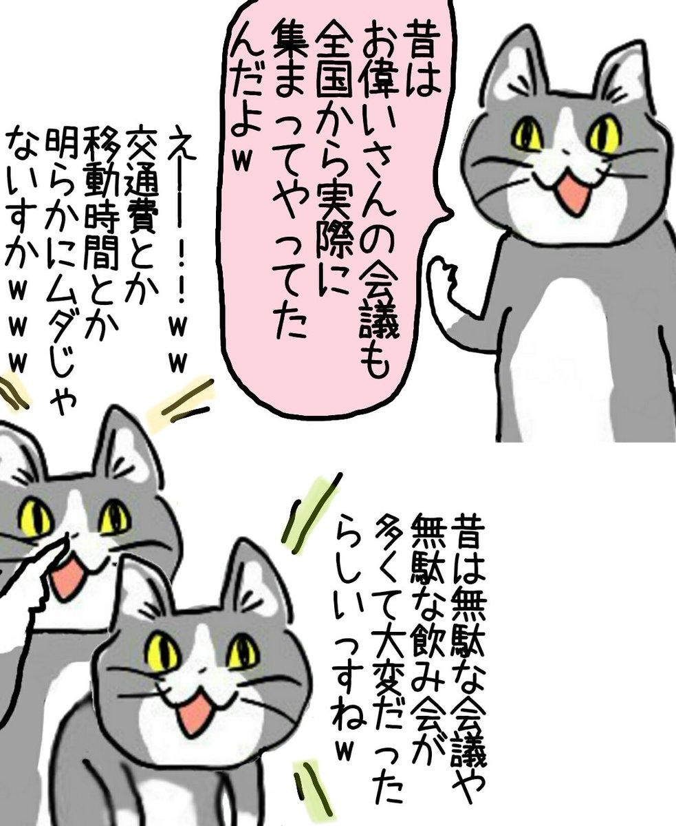 遠い未来の現場猫 #現場猫