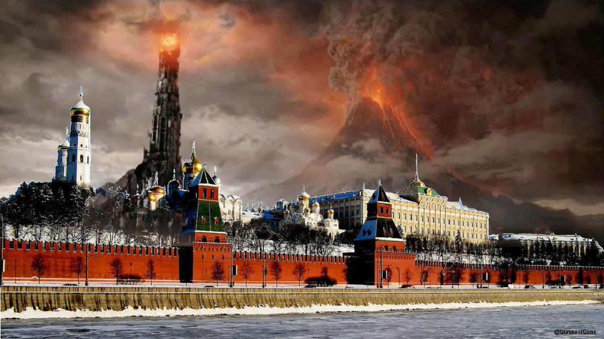 Mordor will not win the battle for eastern #Ukraine. Goodnight people until the morrow. pic.twitter.com/aufDJ3RuJ9