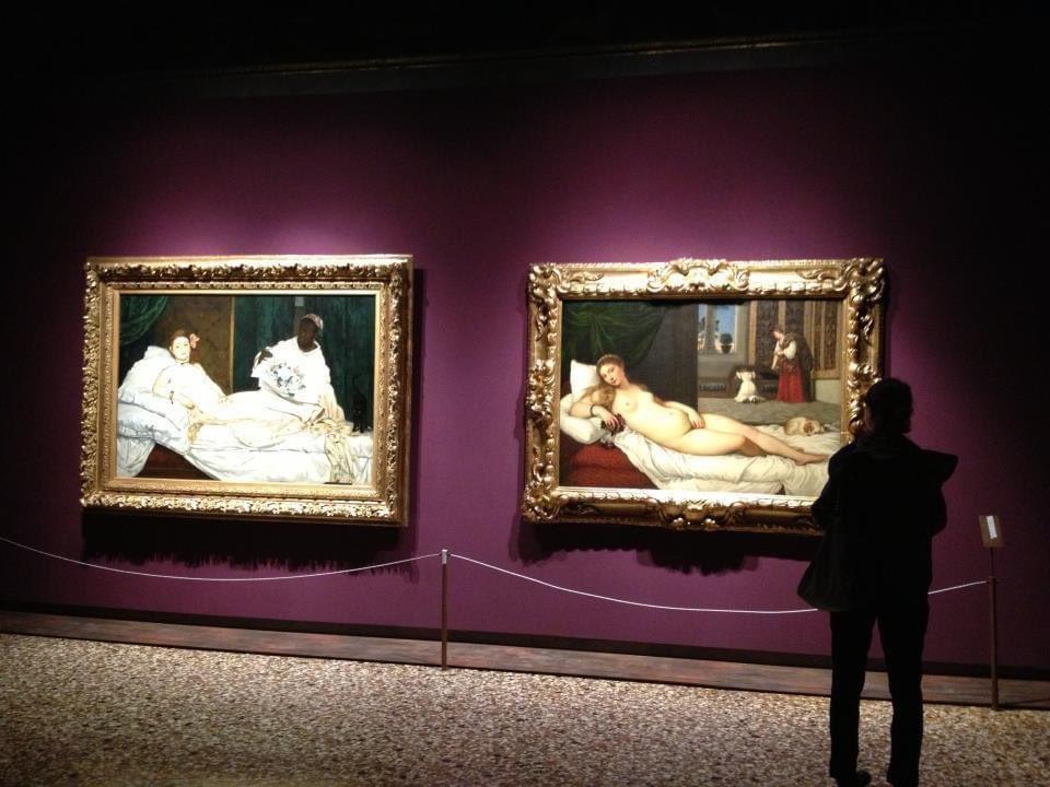 Tiziano e Manet #StanotteAFirenze #Rai1 #albertoangela https://t.co/1J0iykoPjA