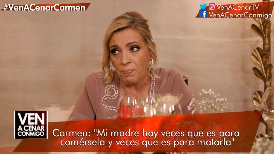 Escuchar a Carmen hablar de lo que significa ser una Campos siempre es interesante #VenACenarCarmen #YoMeQuedoEnCasa https://t.co/32ZEbp1bMi https://t.co/df5ZclxHmu