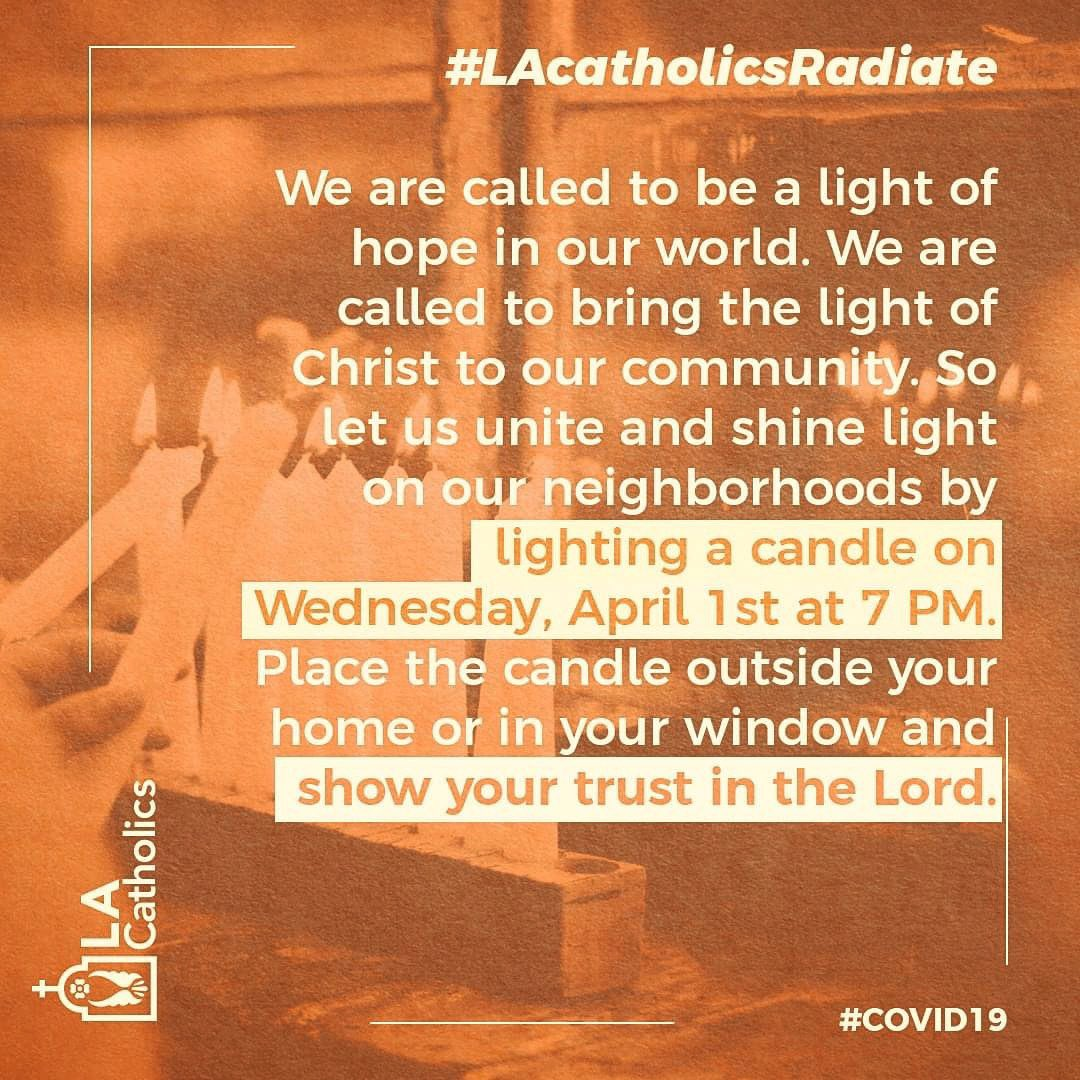 Join us this evening.  We are called to be a light of hope in the world . Show your trust in the Lord.  Please take a photo and tag us @olphtk8 #olphtk8 or email it to: mmongan@ourladyschool.com #olphtk8 #olphdli #olphdowney #olphschool #olph_takes_on_2019_2020pic.twitter.com/YnAYPWWVB0