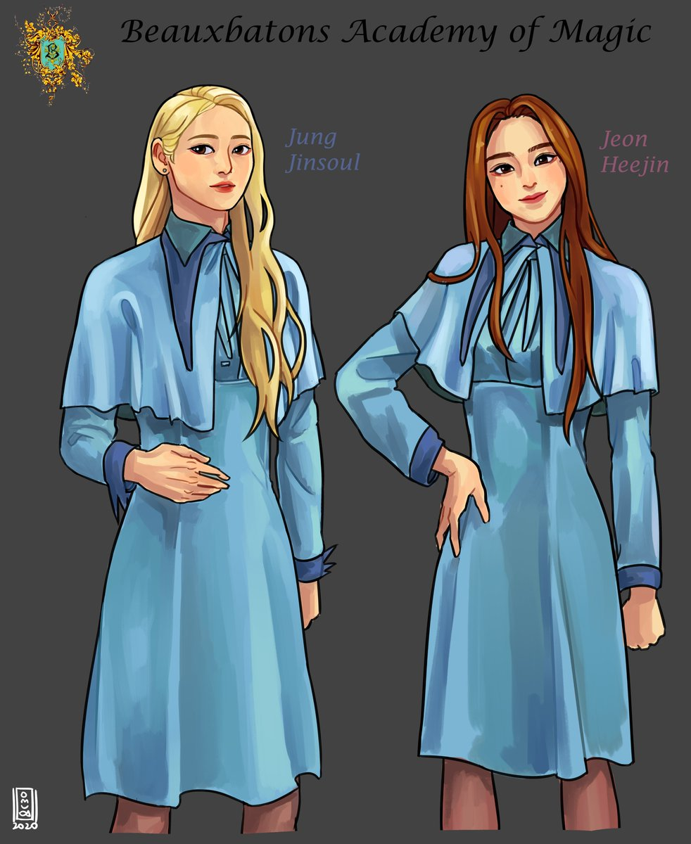 """Fosh Á•• Á› Á•— On Twitter Loona Hp Au Consolidated Character Ref Sheets Pt 1 2 Beauxbatons Durmstrang Loona Loonafanart Jinsoul Heejin Hyunjin Haseul Yves ̝´ë‹¬ì˜ì†Œë…€ ̧""""솔 ͝¬ì§"""" ͘""""진 ͕˜ìŠ¬ ̝´ë¸Œ Harrypotter Durmstrang is one of the oldest magical schools and is steeped in history so in todays video i'm going to take you through the schools beginnings, some. loona loonafanart jinsoul heejin"""