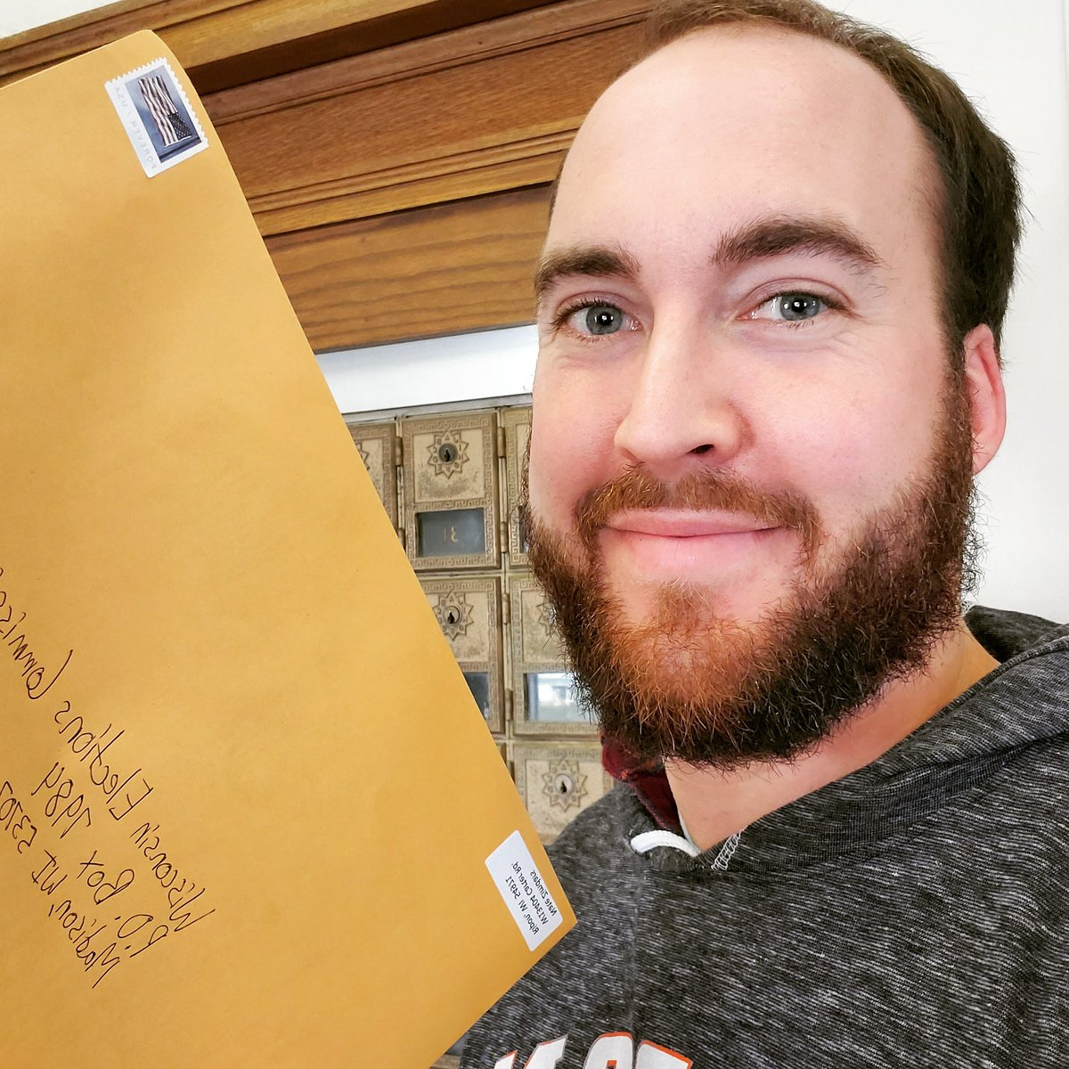 EXCITING NEWS: I am running for State Assembly! I just mailed out my Declaration of Candidacy to make it official. While I am changing races, my motivation for running and the rural priorities my campaign champions have only grown more relevant. -NZ #stateassembly  #Election2020