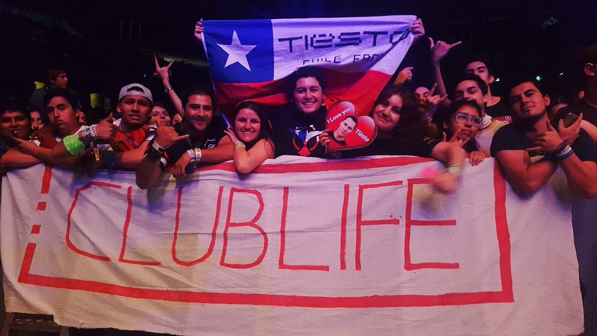 Un año atrás ❤👐🏼 @tiesto en Lollapalooza Chile 🇨🇱 #CLUBLIFE