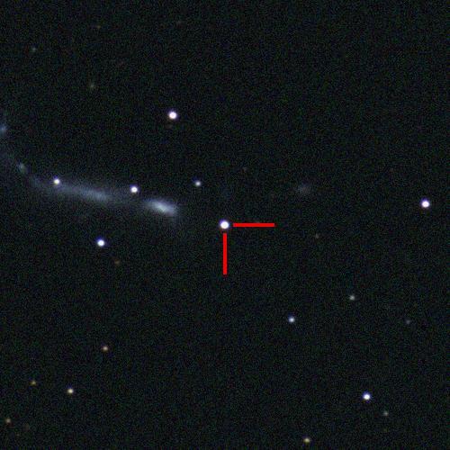 The Type Ia supernova 2019tja in LEDA68379, 150 million light years away. #ucsctransients #swopetelescope