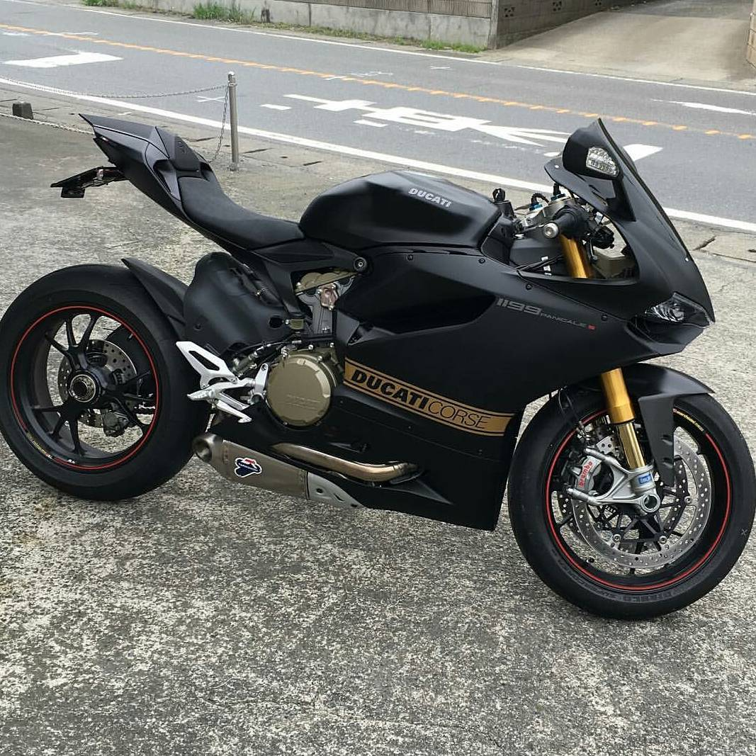#Ducati 1199 Panigale