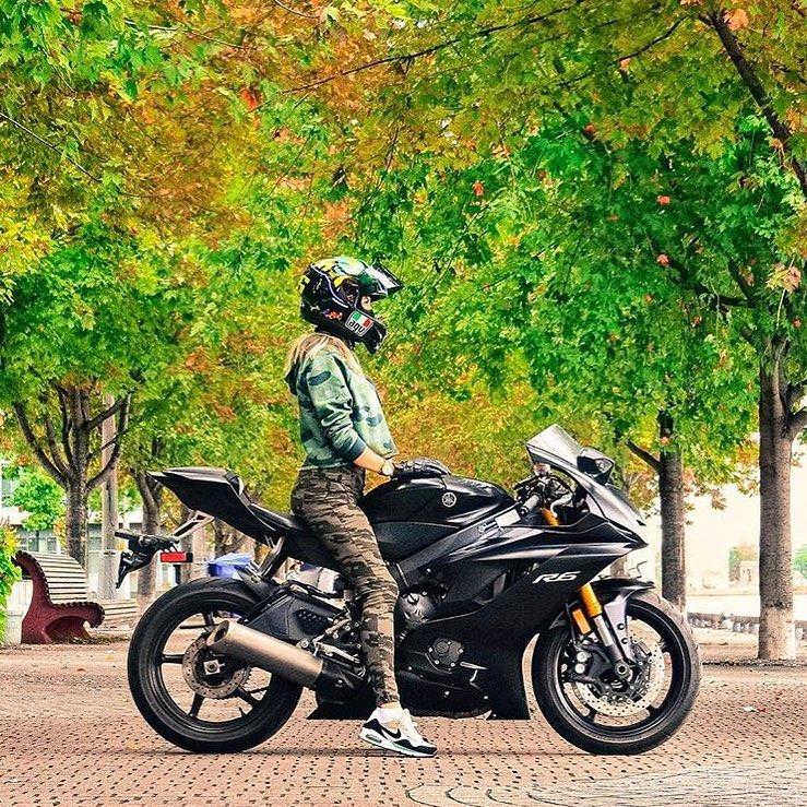 #Yamaha R6