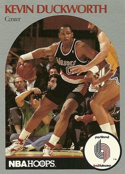 Kevin James Duckworth (April 1, 1964 – August 25, 2008) Eastern Illinois & Portland Trail Blazers