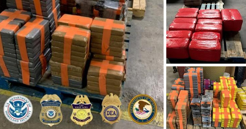 DEA Seizes $29 Million in Drugs Smuggled Through Tunnel from Tijuana to San Diego: Feds seized approximately 1,300 lbs. of cocaine, 86 lbs. of methamphetamine, 17 lbs. of heroin, 3,000 lbs. of marijuana, and more than two lbs. of fentanyl.  http://dlvr.it/RT0fzq   #USNews