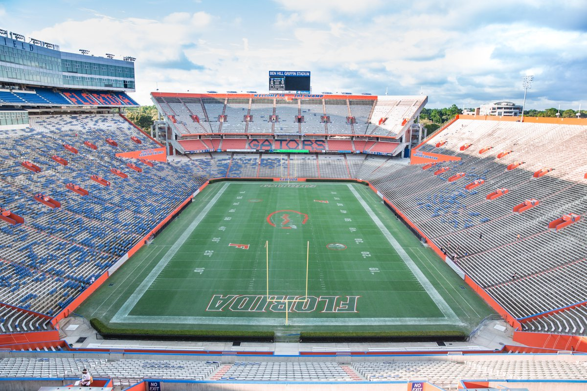 What is your favorite memory from #TheSwamp? 🐊
