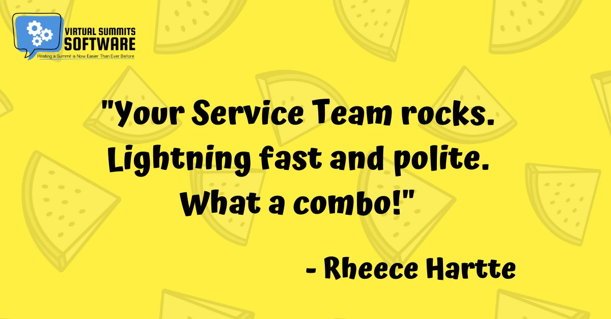 Got cool review from Rheece Hartte about our team. Thank you!  #summitscripts #virtualsummit #virtualsummithost #virtualsummitstrategy #virtualsummittips #virtualsummitsuccess #profitablevirtualsummit #virtualsummitemail #virtualsummitcopy #virtualsummitmastery #onlinesummitpic.twitter.com/WskveRxs5x