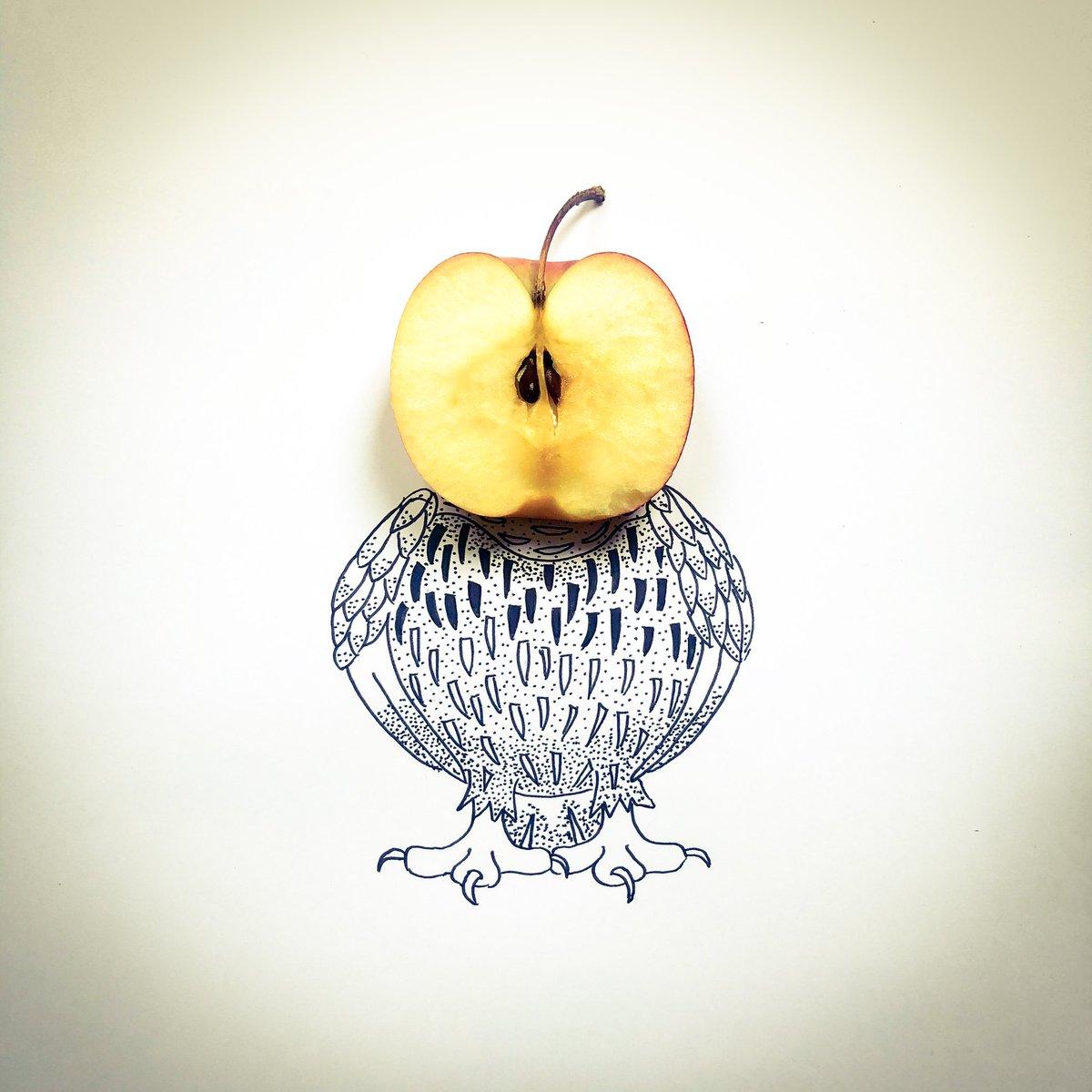 #adelefaitdesonmieux  La chouette  #pomme #pepin #joke #sketch #restezchezvous #stayathome