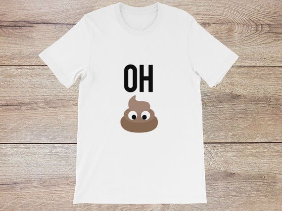 Oh Shit #ohshit #tees #funny