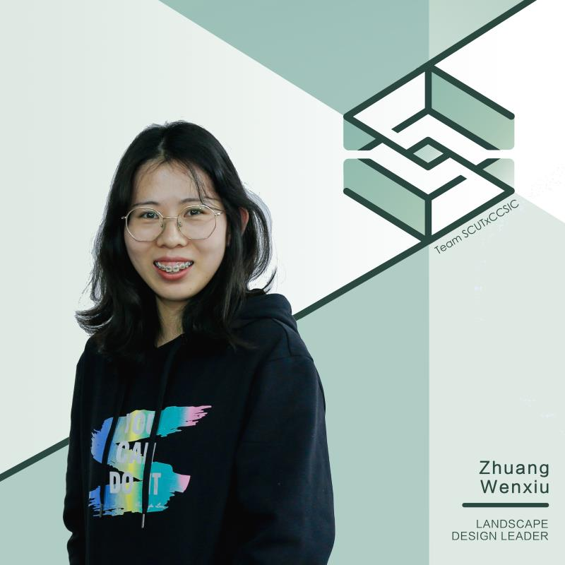 「Team Member」 👩💡 I am Wenxiu Chi, a Phd student majoring in #landscape architecture in South China University of Technology #SCUT . I have participated #SDC once in 2018💚, and had an great experience. Now I am looking forward to the houses🏡 in Dubai~  #teamwork #design
