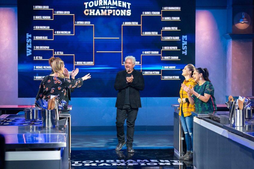 @amandafreitag's photo on #tournamentofchampions