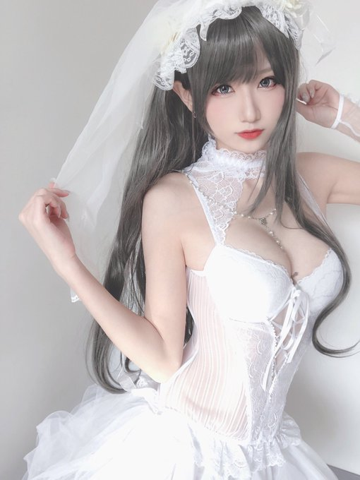 コスプレイヤー莉酱LusiaのTwitter自撮りエロ画像6