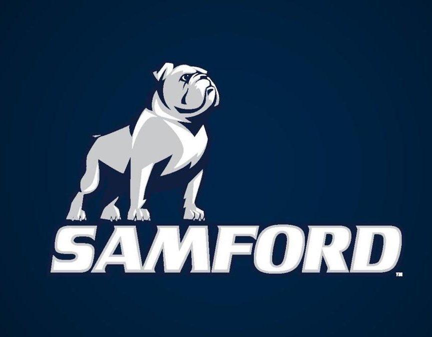 Blessed to receive my first offer from Samford!!! @KynjeeCotton @coachblackmon @footballsfhspic.twitter.com/UEjQyr3S2B