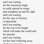 Image for the Tweet beginning: @Woodsy1069 Lawrence Ferlinghetti turned 101