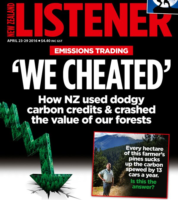 @simonjbridges Even when the proved you cheated NZ, the forestry owners and your own children ?