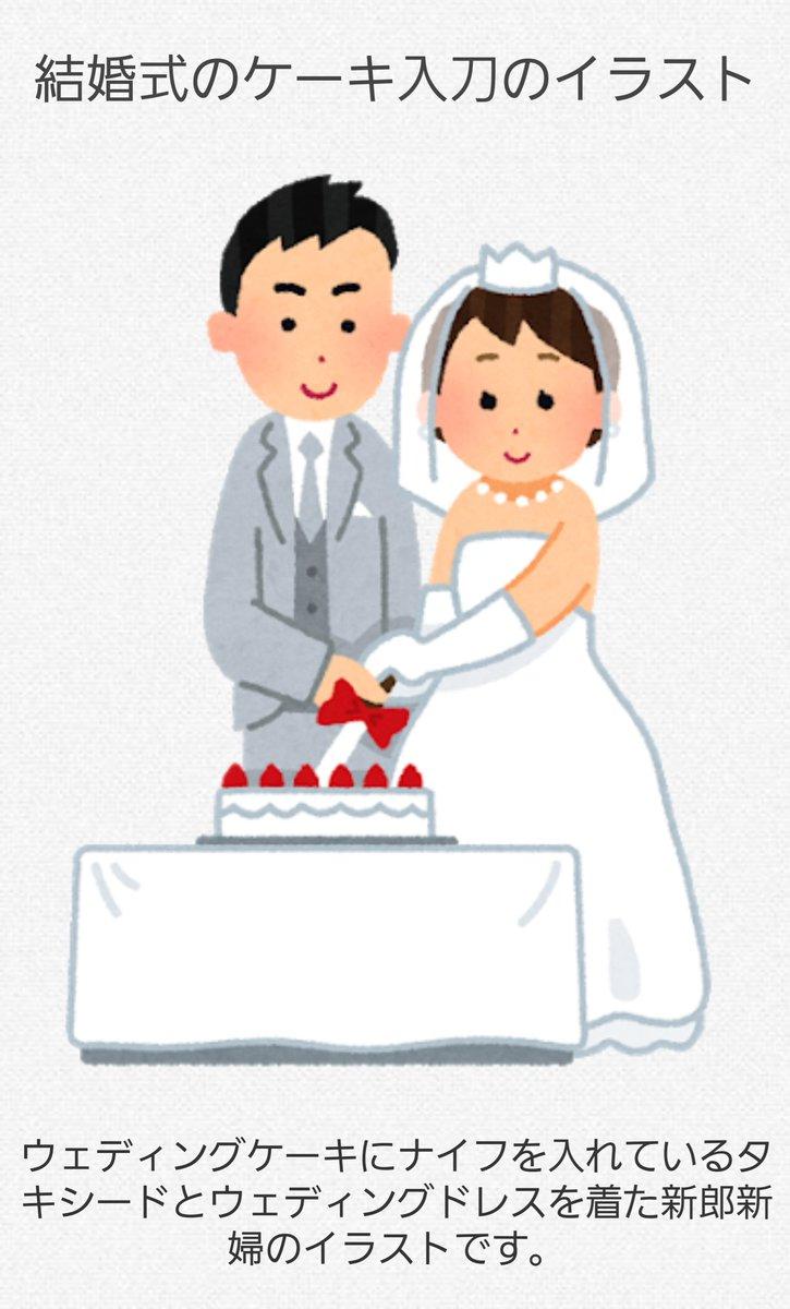 @chichan54 共同作業w(日本だと、いらすとやさんの絵みたいな、結婚式の時に二人でやるイベントを「初めての共同作業」なんて言ったりしますね)