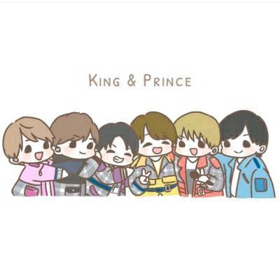 キング アンド プリンス
