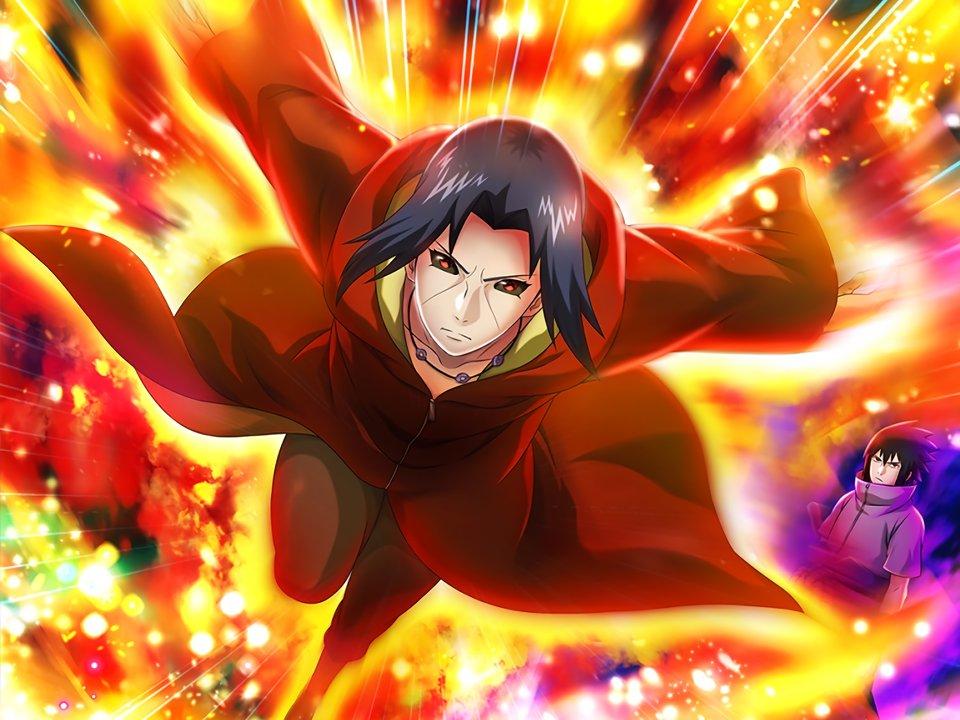 Maxiuchiha22 On Twitter Naruto X Boruto Ninja Voltage Update Itachi Edo Tensei Cards Ninjavoltage Borutage Å¿ãƒœãƒ«