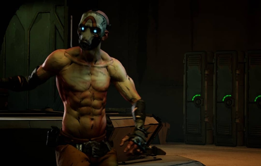 The #Wasteland is the best #gym ... a #Screenshot from #Borderlands3 , a #great #game and #finally without this #exclusive #crap  #Gaming