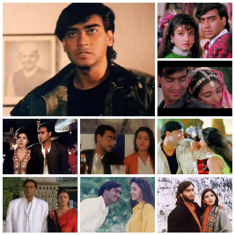 Wishing a very happy birthday to the megastar of Bollywood @ajaydevgn  as he turned 51 years today. Right from Phool Aur Kaante to Tanhaji he has been a part of 100 successful films. I wish u more success. Stay safe and healthy Sir. #AjayDevgn #BollywoodActor pic.twitter.com/NkUBiChkaF – at Kolkata