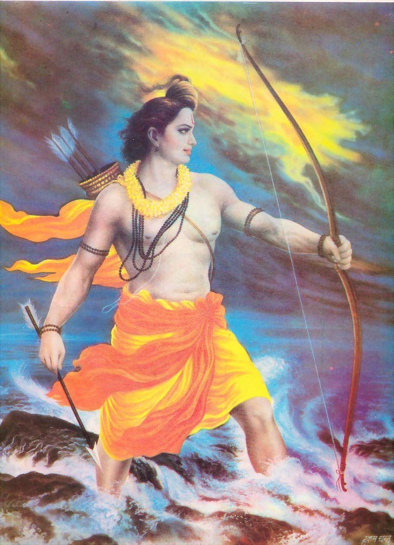 Happy Rama Navami to all. Lord Rama-Ultimate conqueror of all hardship, victorious grace ever established in Dharma. #RamaNavami  #RamNavami2020  #SriRamaNavamipic.twitter.com/MzR4lLbsrl
