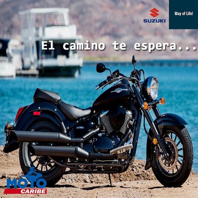 El camino siempre estará ahí, esperándonos. #Suzuki #WayofLife #QuedateEnCasa
